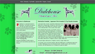 web design in derbyshire - wadsweb web design